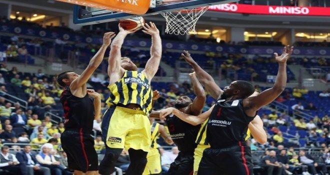 Fenerbahçe Doğuş-Gaziantep Basketbol: 96-71