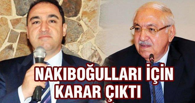 Nakıpoglu'dan şok:
