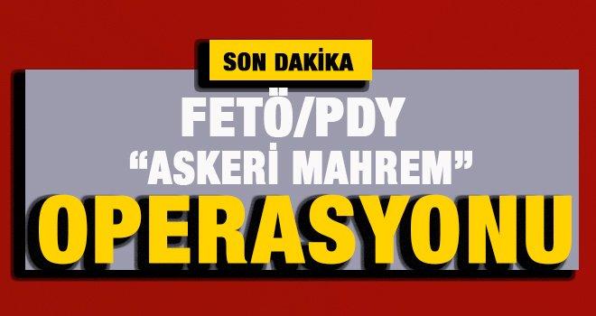 FETÖ operasyonu: 12 gözaltı