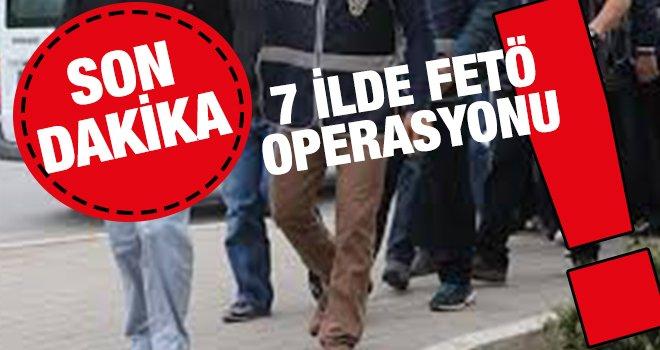 FETÖ operasyonu: 6 tutuklama
