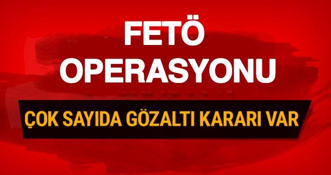 FETÖ'nün askeri yapılanmasına operasyon: 70 gözaltı kararı