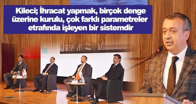 GAİB'te ihracat yapan şirketler için kur riski yönetim paneli