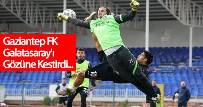 Galatasaray maçı hazırlıkları devam ediyor
