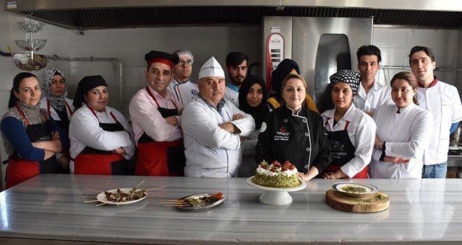 GASMEK Türkiye'nin en iyi 10 yemek arasına girdi