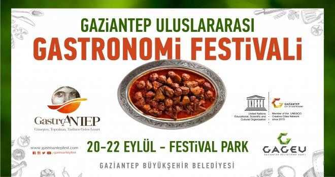 GASTRONOMİ Festivali Reklamı