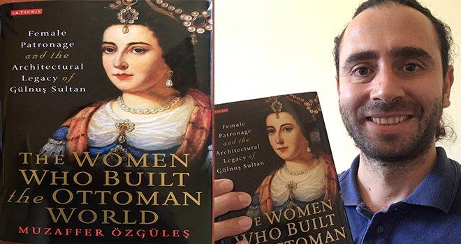 GAÜN öğretim üyesi Özgüleş'in yeni kitabı yayımlandı