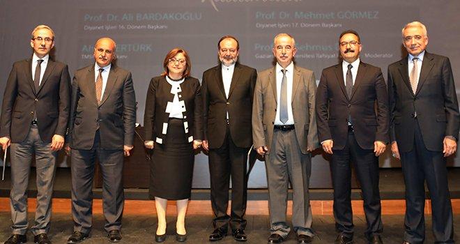 """GAÜN'de """"İslam ve Müslümanlık"""" konulu ilmi toplantı"""