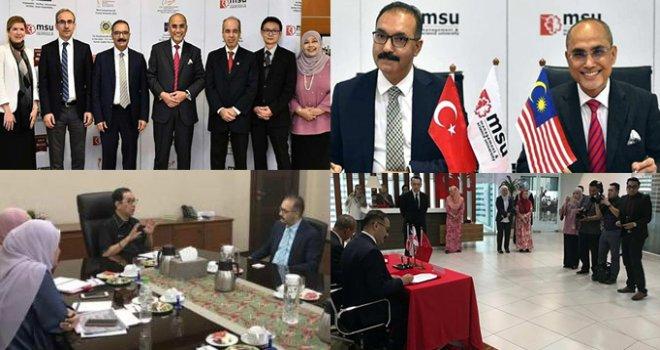 GAÜN'den, dünyanın en iyi üniversiteleri ile iş birliği