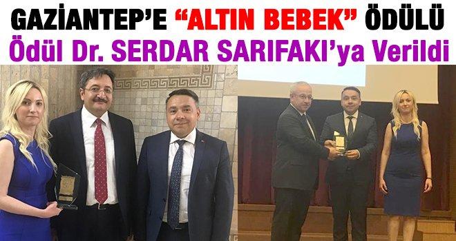 Gaziantep 'Altın bebek dostu il' seçildi