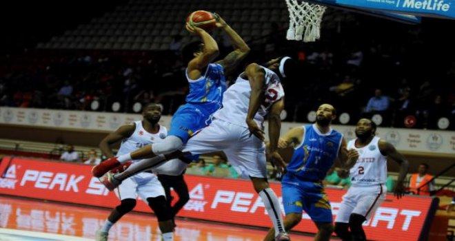 Gaziantep Basketbol - Capo d'Orlando: 82-77