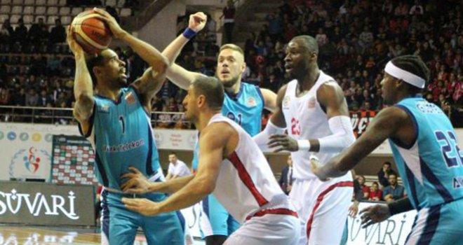 Gaziantep Basketbol - Türk Telekom: 85-79