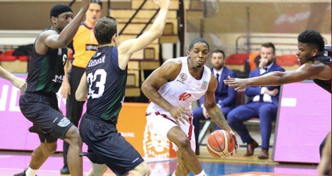 Gaziantep Basketbol farklı kazandı 83-58