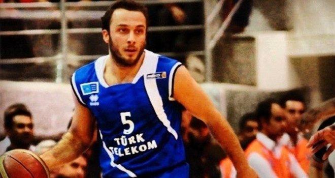 Gaziantep Basketbol Öğüt'ü renklerine bağladı