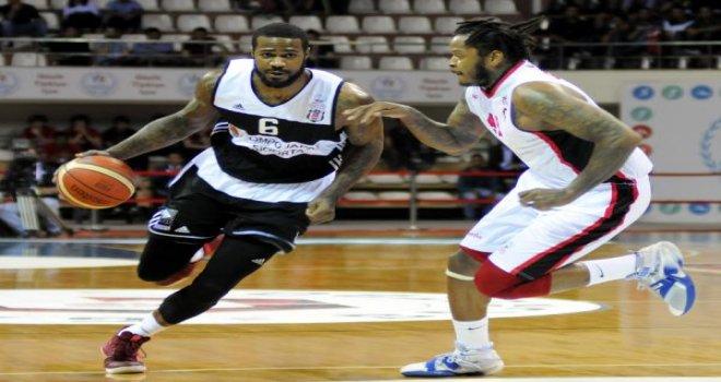 Gaziantep Basketbol elendi