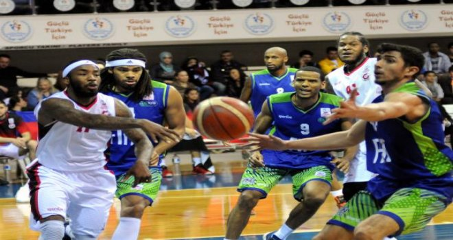 Gaziantep Basketbol-Tofaş: 95-82