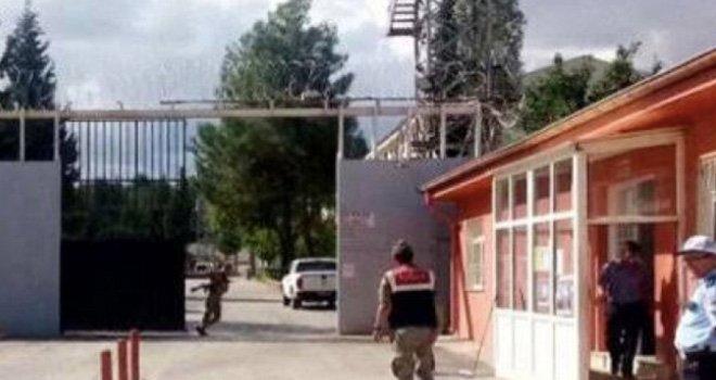 Gaziantep cezaevinde zehirlenme:12 kişi tedavide