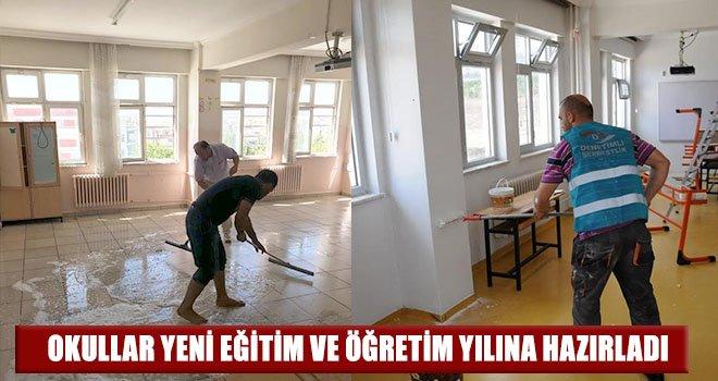 Gaziantep Denetimli Serbestlik Müdürlüğü, okulları yeni yıla hazırladı