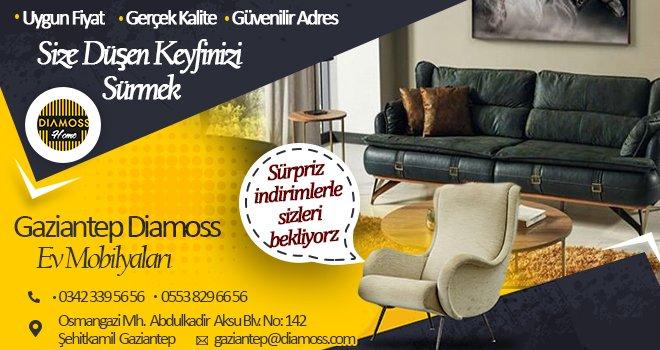 Gaziantep Diamoss Ev Mobilyaları Reklam