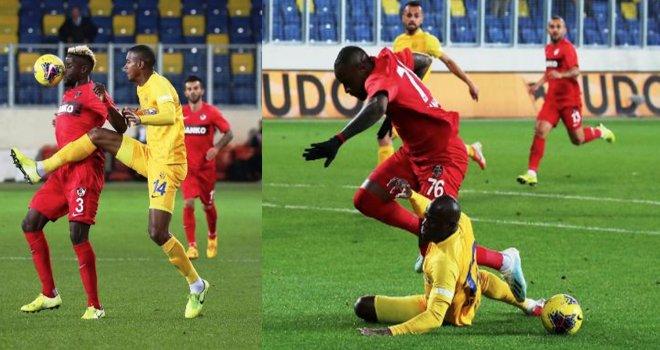 Gaziantep FK Ankara'da altın buldu: 2-1