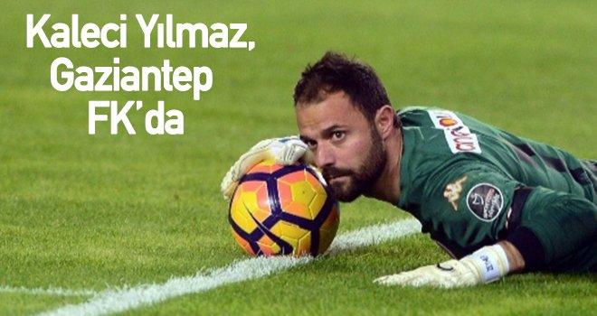 Gaziantep FK, Haydar Yılmaz ile anlaşmaya vardı
