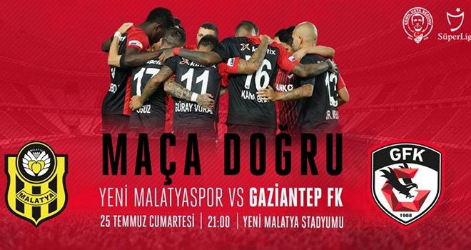 Gaziantep FK, Malatya virajında