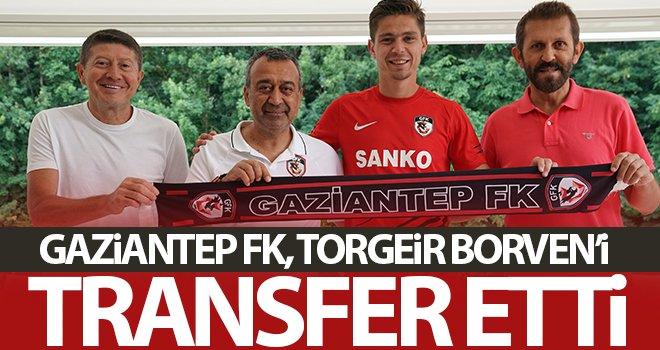 Gaziantep FK, Torgeir Borven'i transfer etti