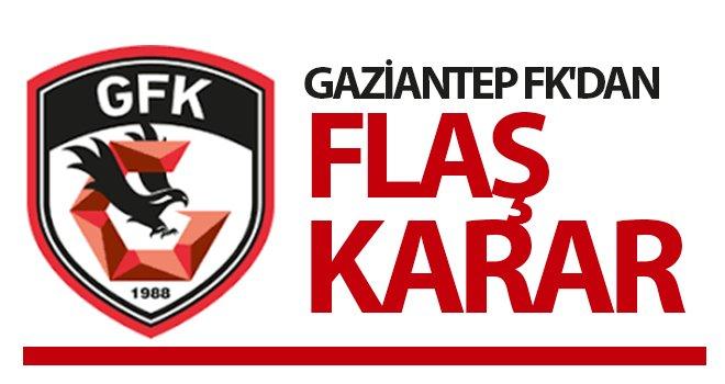 Gaziantep FK'da kongre kararı