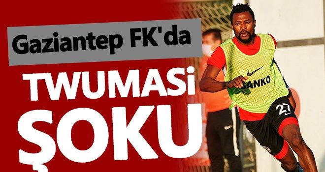 Gaziantep FK'da Twumasi şoku! Şehri terk etti