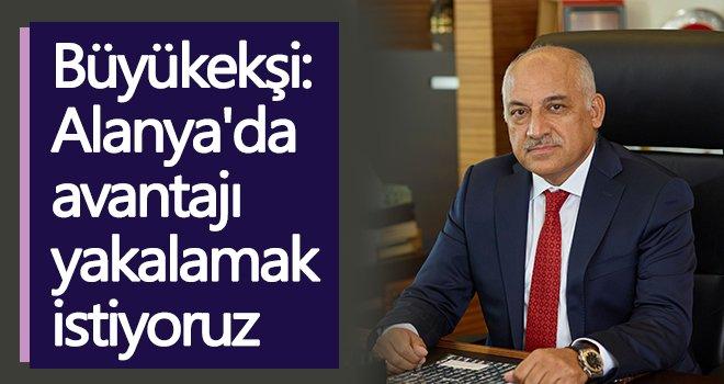 Gaziantep FK'nın hedefi Alanya'dan avantajlı dönmek