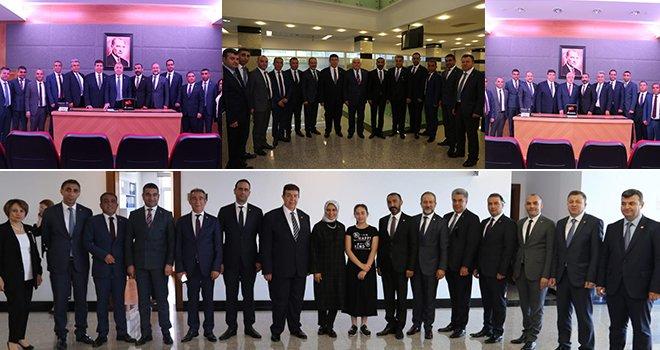 Gaziantep için görev ve işbirliğine hazırız