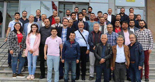 Gaziantep İMO Türkiye'nin her yerinde