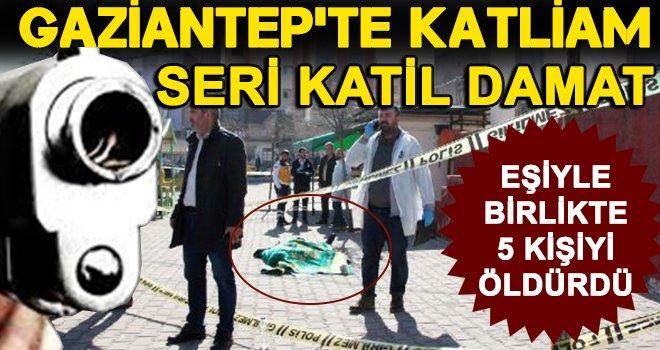 Gaziantep kan gölüne döndü: 3 ölü, 2 yaralı