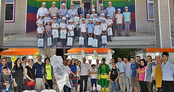 Gaziantep çevre topluluğu çevre haftasında