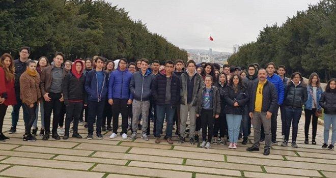 Gaziantep Kolej Vakfı Öğrencileri Üniversiteleri Mercek Altına Aldı