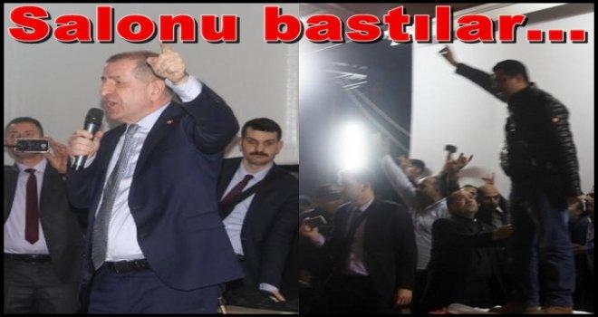 Gaziantep milletvekiline Mersin'de şok saldırı...