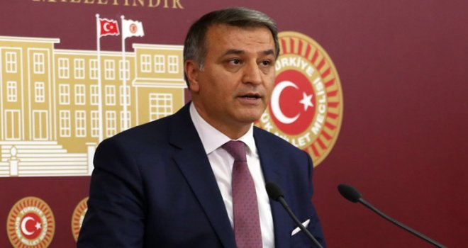 Gaziantep milletvekilinin fezlekesi mecliste