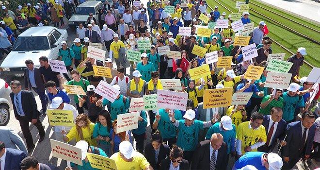 Gaziantep Obezite ile mücadele eylem planı başlattı