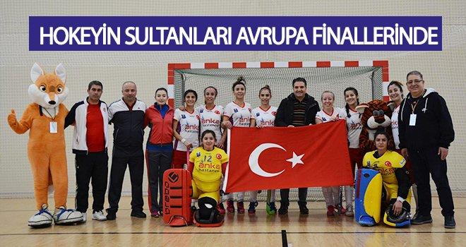 Gaziantep Polisgücü Avrupa Finallerinde