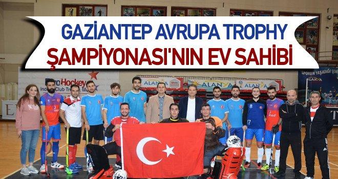 Gaziantep Polisgücü Avrupa'nın en güçlü 8 takımı arasında