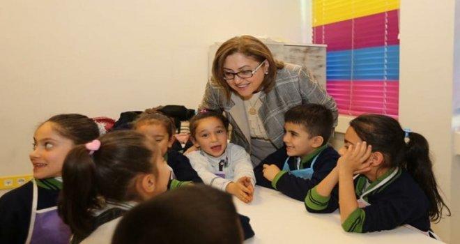 Gaziantep Sanat Merkezi Kütüphanesi hizmete başladı