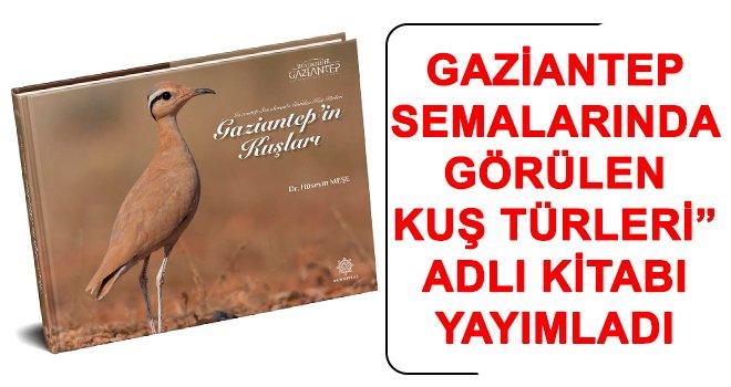 Gaziantep semalarında görülen kuş türleri..