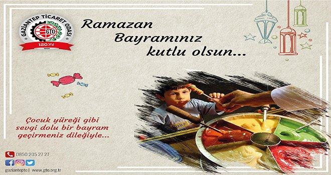 Gaziantep Ticaret Odası Ramazan Bayramı