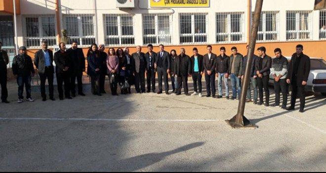 Gaziantep Ülkü Ocakları köy okullarına kütüphane açıyor
