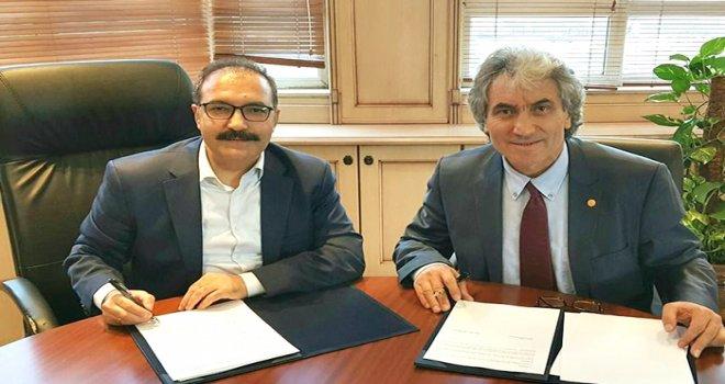 Gaziantep Üniversitesi Kafkasya Üniversiteler Birliği'ne üye oldu