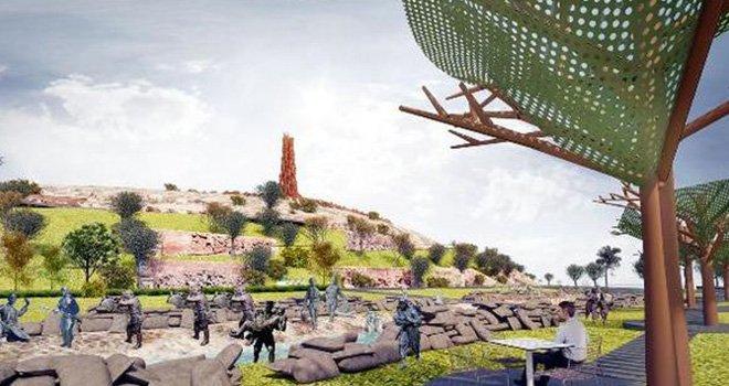 Gaziantep'e, 'Milli Mücadele Tabiat Parkı' kurulacak