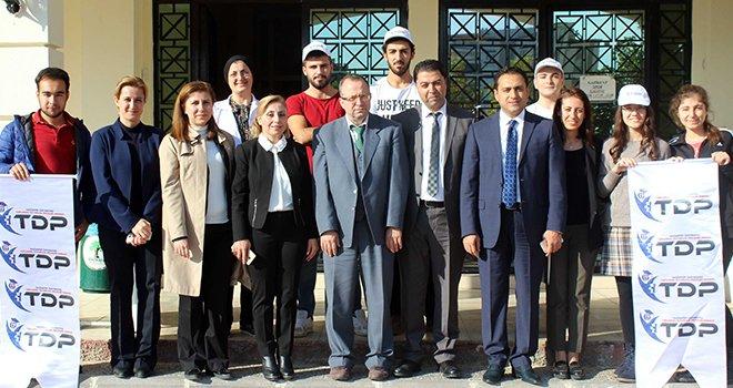 Gaziantep'in eğitimine GAÜN TDP dopingi