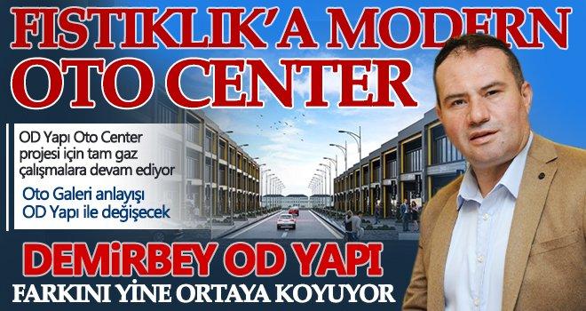 Gaziantep'in en modern oto center sitesi olacak