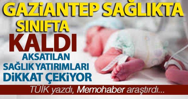 Gaziantep'in sağlık skandalları dudak uçuklatıyor