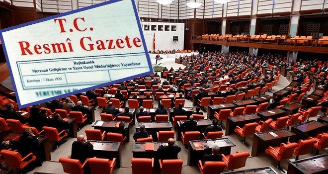 Gaziantep'in vekil sayısı değişti...