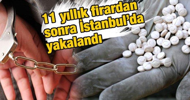 Gaziantepli işadamı 11 yıl sonra İstanbul'da yakalandı